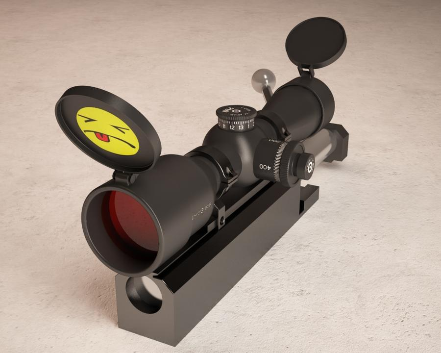 RIFLESCOPE UNDER $1000