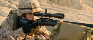 adjusting eye relief of a scope