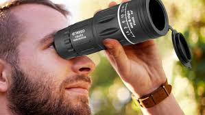 differnce between monocular and binocular
