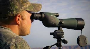 spotting scope vs binoculars